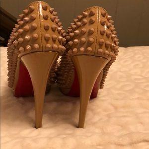 Christian louboutin heels 5mm 120